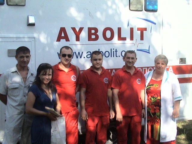 Благодійний фонд Віктора Тимошенко і компанія «Айболит» реалізують спільний медичний проект