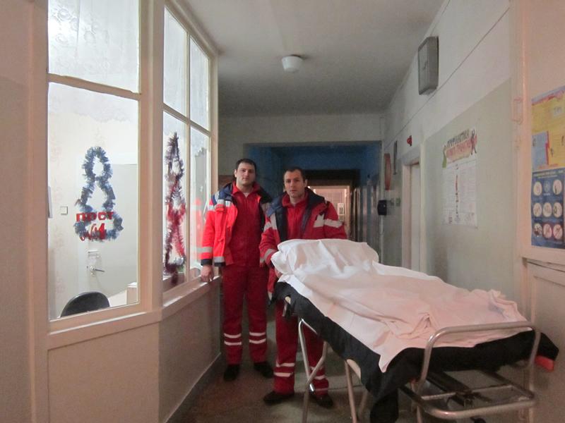 Перевезти хворого з лікарні в лікарню Дніпро
