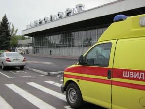 Перевезти інваліда в аеропорт Дніпро, Бориспіль, Львів