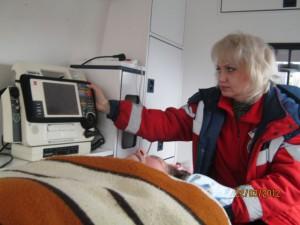 Перевезти лежачого хворого машиною швидкої допомоги Дніпро, Київ