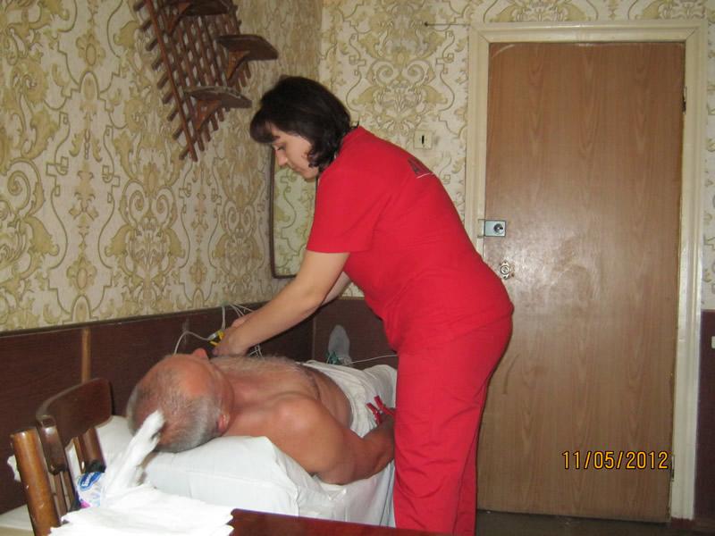 Виїзд лікаря додому Дніпро